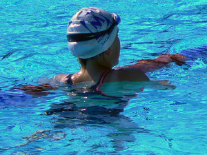 swimming, mental well-being