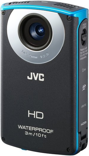 JVC Picsio GC-WP10 camcorder
