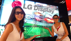Television 3D HD ready