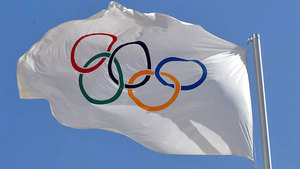 Olympic flag has existed since 1913