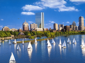Boston, capital of Massachusetts