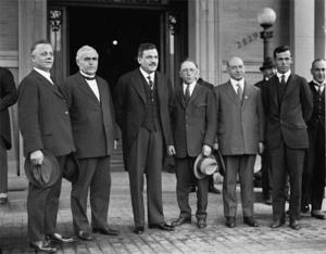 General Calles: 31 October 1924